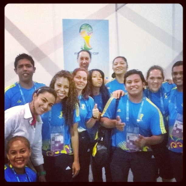 Volunteering At The Fifa World Cup