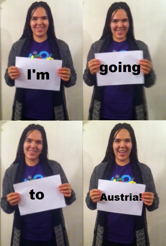 I'm going to... Austria