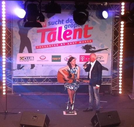 Barbara talent show