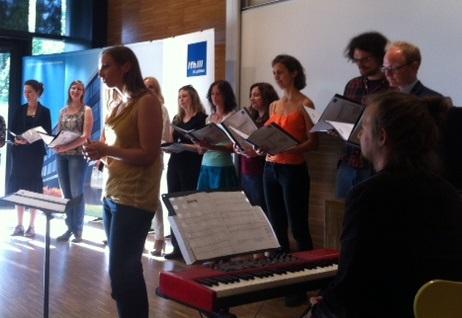 FH St. Poelten choir