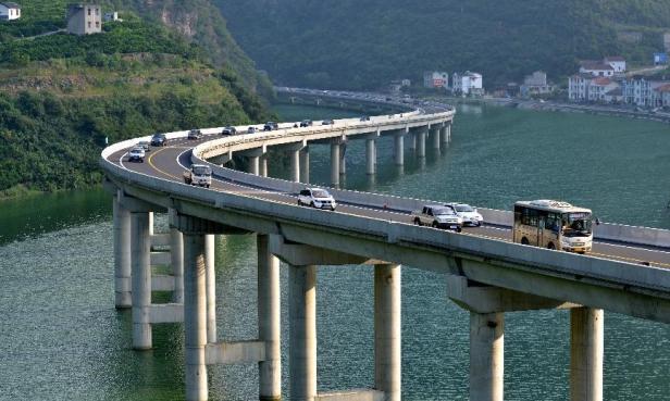 china-roads