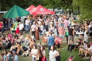 lake festival in St Poelten