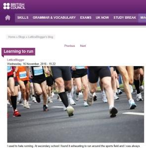 running-blog