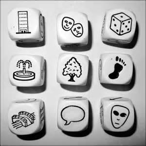 story-dice