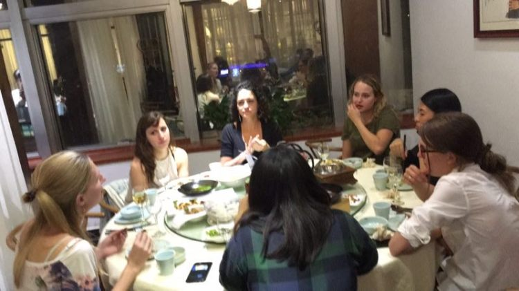Beijing Female Expats